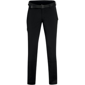 Maier Sports Naturno Slim Trekking Broek Heren, black